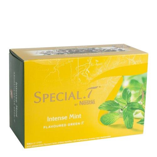 Original Special T - Intense Mint- Grün Tee - 10 Kapseln (1 Packung) für Nestlé Tee Maschinen - hier bestellen