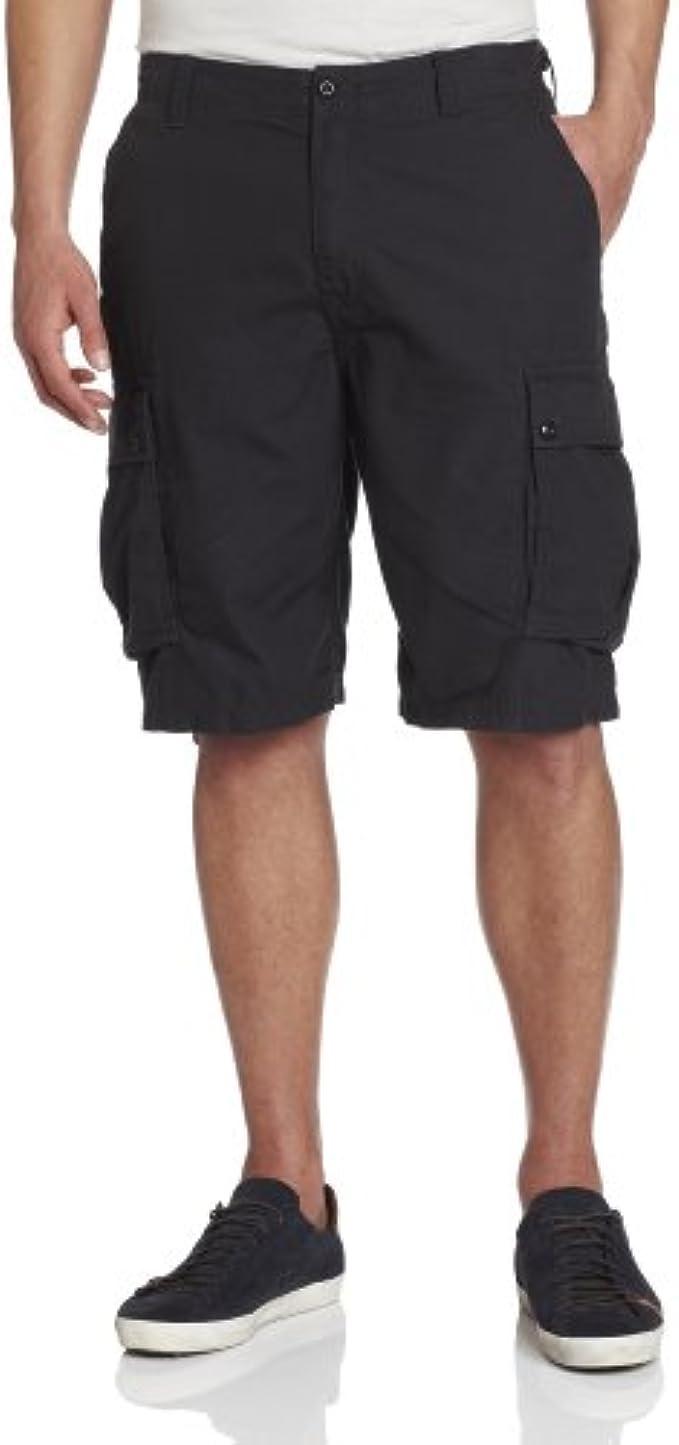 Nautica Men's Mini Ripstop Cargo Short