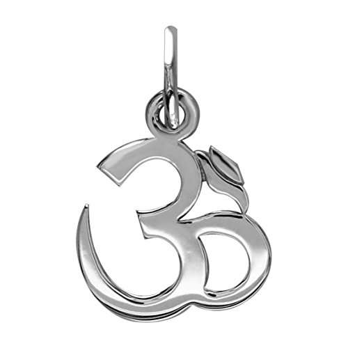 New 18k White Gold Charm - 5