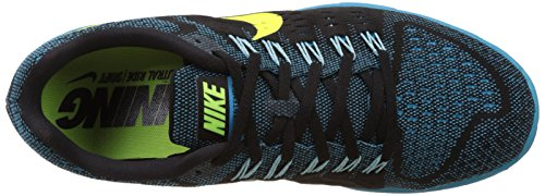 Nike Womens Lunar Tempo Scarpe Da Corsa Nero, Blu Laguna, Copa, Volt