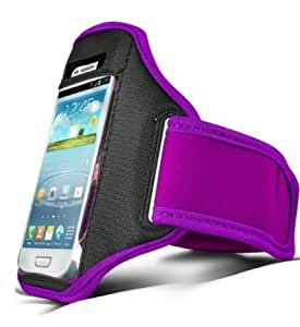 Quaroth Shelfone Stylish For Sports Arm Band Strap Pouch Case Cover For HTC Desire C HTC EXPLORER HTC Desire S HTC Wildfire...