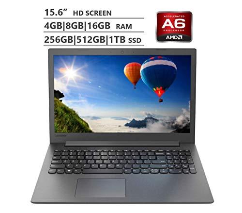 Small Notebook Pcs (Lenovo IdeaPad 2019 15.6 HD Laptop Notebook Computer, AMD A6-9225 to 3.0GHz, 4GB/8GB DDR4, 128GB to 1TB SSD, 1TB/2TB HDD, AMD Radeon, DVD-RW, Wi-Fi, Bluetooth, Webcam, USB 3.0, HDMI, Gray, Windows 10)