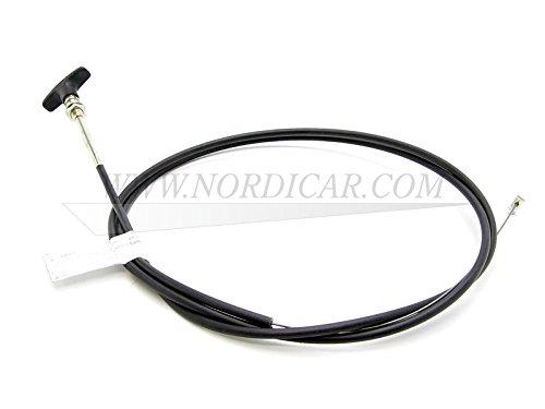 Bonnet opener cable:
