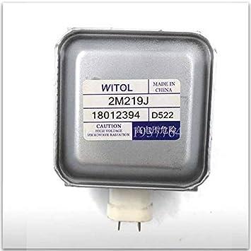 Amazon.com: Magnetron WITOL 2M219J - Horno para microondas ...