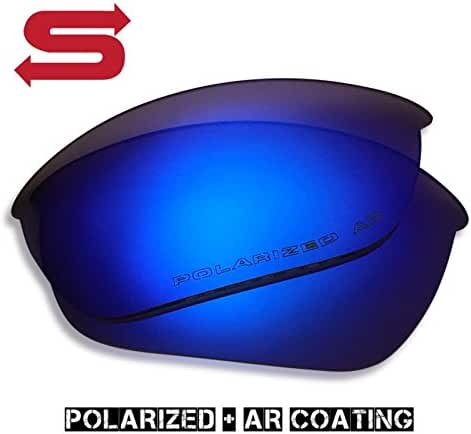 ROYAL BLUE Oakley Half Jacket 2.0 Lenses POLARIZED by Lens Swap. GREAT QUALITY & FITS PERFECTLY. Oakley Half Jacket 2.0 Replacement Lenses.