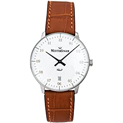 MeisterSinger NEO Mens Automatic Date Watch NE201G German Swiss Made