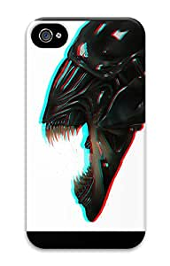 Alien PC Case Cover for iPhone 4 and iPhone 4s