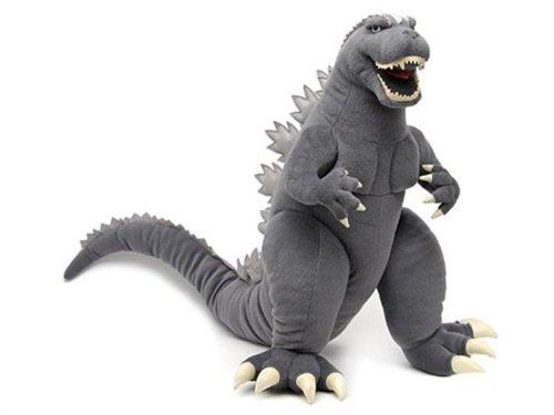 Toy Vault 20 Quot Supersized Godzilla Plush Toy Buy Online