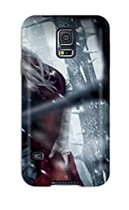 Sanp On Case Cover Protector For Galaxy S5 (2011 Red Riding Hood) 7636071K49739163