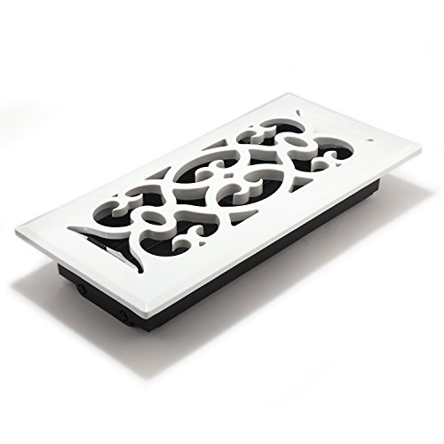 white floor vents - 6