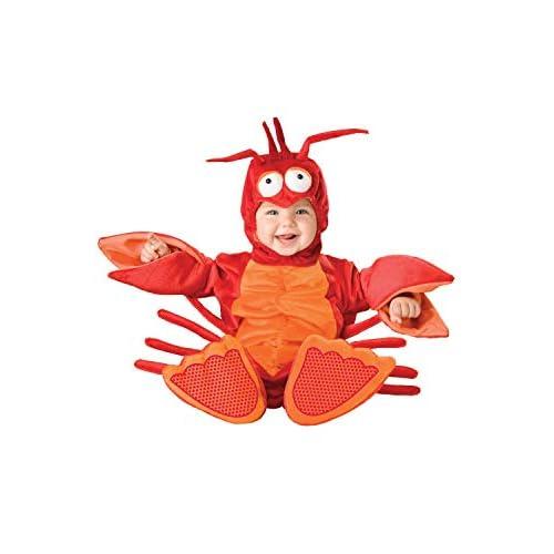InCharacter Lil' Lobster Infant/Toddler Costume