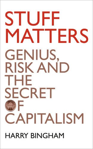 book cover of Stuff Matters