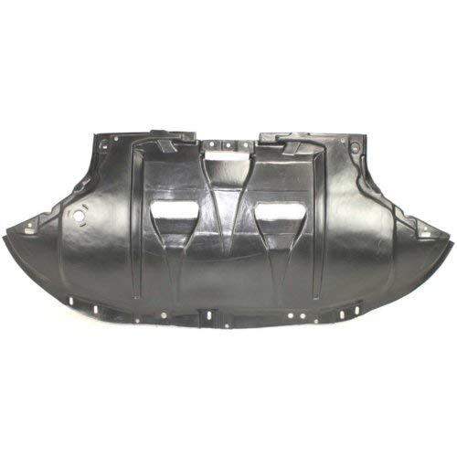 - Garage-Pro Front Engine Splash Shield for AUDI A4 2002-2009 Under Cover Man/Auto Trans