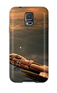 ZLqRPYT9271kipJY Jet Fighter Awesome High Quality Galaxy S5 Case Skin
