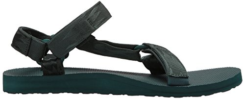 Teva Men's Original Universal Sports and Outdoor Lifestyle Sandal Green (Bugalu Textured Arctic Forest) ymtOV78