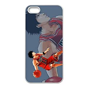 Slam Dunk iPhone 5 5s Cell Phone Case White xlb-114149