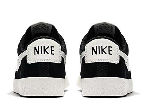 5 Per 25 Da 40 Eur 8 Donna Scarpe Nike Uk 5 Tennis 6 Noi Cm Nera Af6Hq