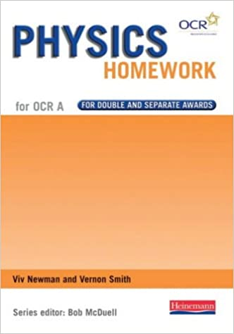 GCSE Science for OCR A Physics Homework Book: Amazon co uk