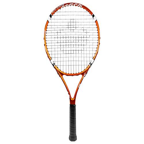 Cosco Aluminum Ace 26 Strung Tennis Racquet   Red  270 g