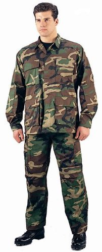 6 Pocket Bdu Cargo Pants - 4