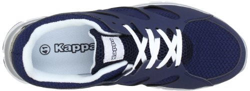 Kappa FOX 241560 - Zapatillas unisex Azul (Blau (6710 NAVY/WHITE))