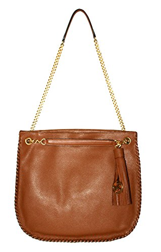 MICHAEL Michael Kors Women's WHIPPED CHELSEA LARGE SHOULDER LEATHER - Kors Michael Handbag Chelsea