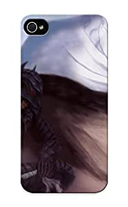 Graceyou Brand New Defender Case For Iphone ipod touch4 (Anime Berserk) / Christmas's Gift