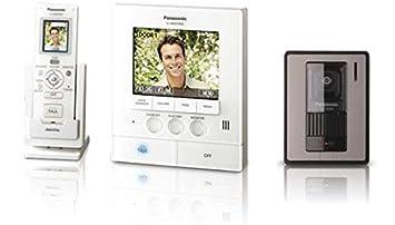Panasonic Video Door Phone (Pack of Door Station main monitor and wireless monitor)