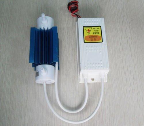 KUNHEWUHUA Ceramic Tube Ozone Generator Water Purifier Air Cleaners 3G/H
