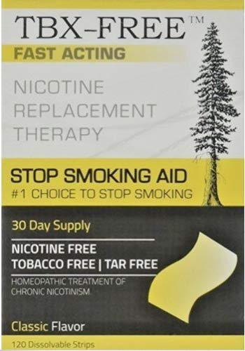 - Quit Smoking Aid 120 STRIPS