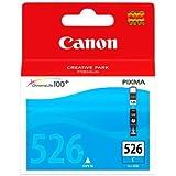 Canon - CLI-526C - Cartouche d'Encre d'Origine - Cyan
