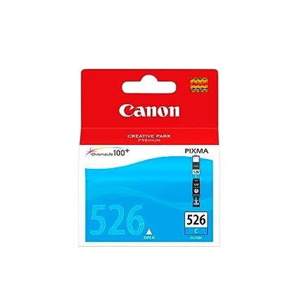 Canon CLI-526 C Cartucho de tinta original Cian para Impresora de ...
