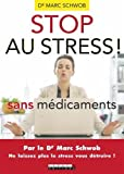 img - for stop au stress book / textbook / text book