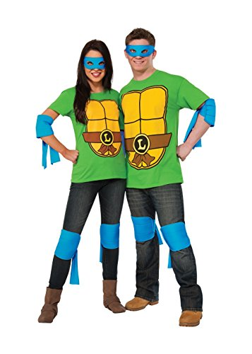 Ninja Kit Accessory (Rubie's Costume Co Tmnt Leonardo Unisex Acc)