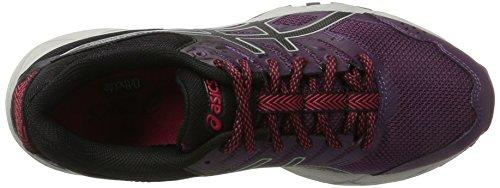 Mid Winter Grey Sonoma Bloom Asics Running Gel 3 Trail Women's Shoes Blue Viola Black wxq71gaA