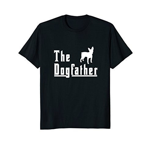 (The Dogfather Toy Fox Terrier T-Shirt Tee Shirt)