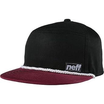 b0c29ad3e0b Neff Mens Rip Chord Adjustable Hat