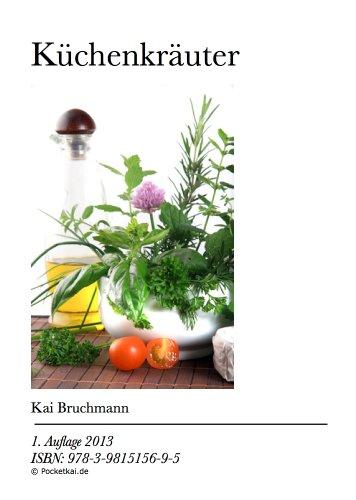 Küchenkräuter (German Edition)