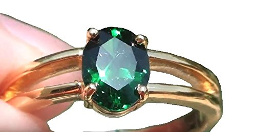 Tsavorite 1.21ct Is an important aid in recovery from illness or trauma, and assists the body in cellular regeneration by Tsavorite Garnet