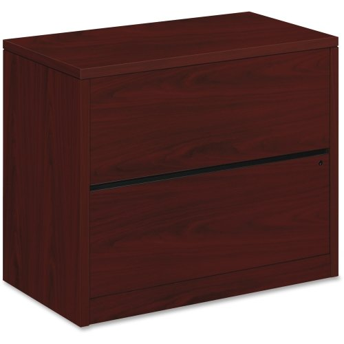 HON 10500 Series Lateral File, 2-Drawer, 29 1/2