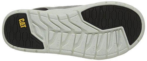 Caterpillar Baldwin, Zapatillas de Deporte Exterior para Niños Gris - Gris (Dove)