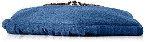 1518 sac Chicca bandoulière Borse Blue Bleu Blue FZfqEwq58