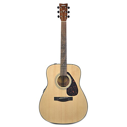 Yamaha FX325A Acoustic-Electric Guitar, used for sale  Delivered anywhere in USA
