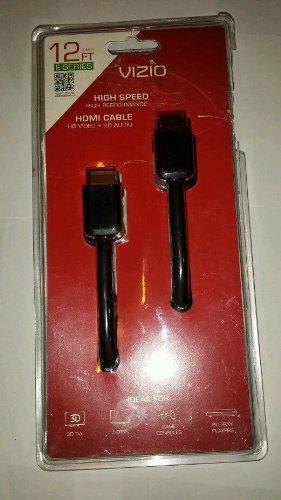VIZIO 12ft E-series, High speed HDMI cable. Full 1080p HD Vi