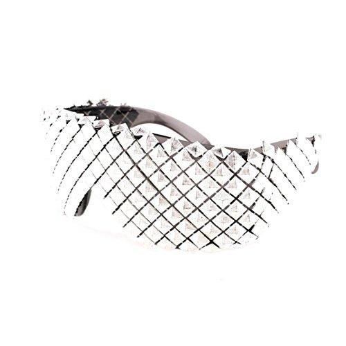 SG10904C1 PC Lens Cool Plastic Frames Sunglasses (Oakley Blade Watches)