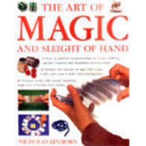 Download The Art of Magic and Sleight of Hand ebook