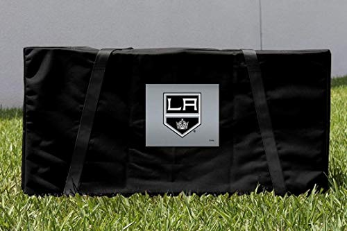 Victory Tailgate Los Angeles Kings NHL Regulation Cornhole Carrying Case