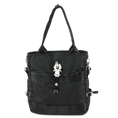 George Gina & Lucy Magic Maki Borsa tote Shopper 34 cm Nero