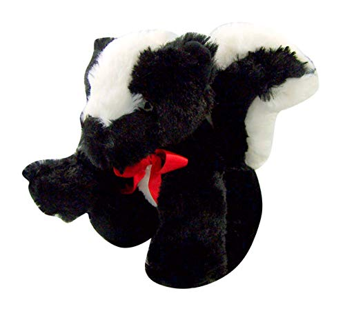Canned Critters Stuffed Animal: Skunk 6