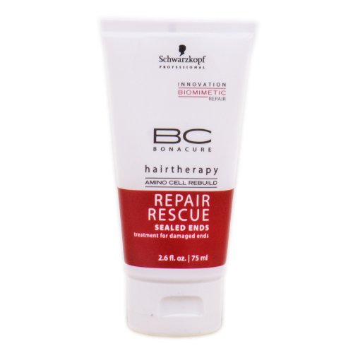 BC Bonacure REPAIR RESCUE Sealed Ends, 2.5-Ounce